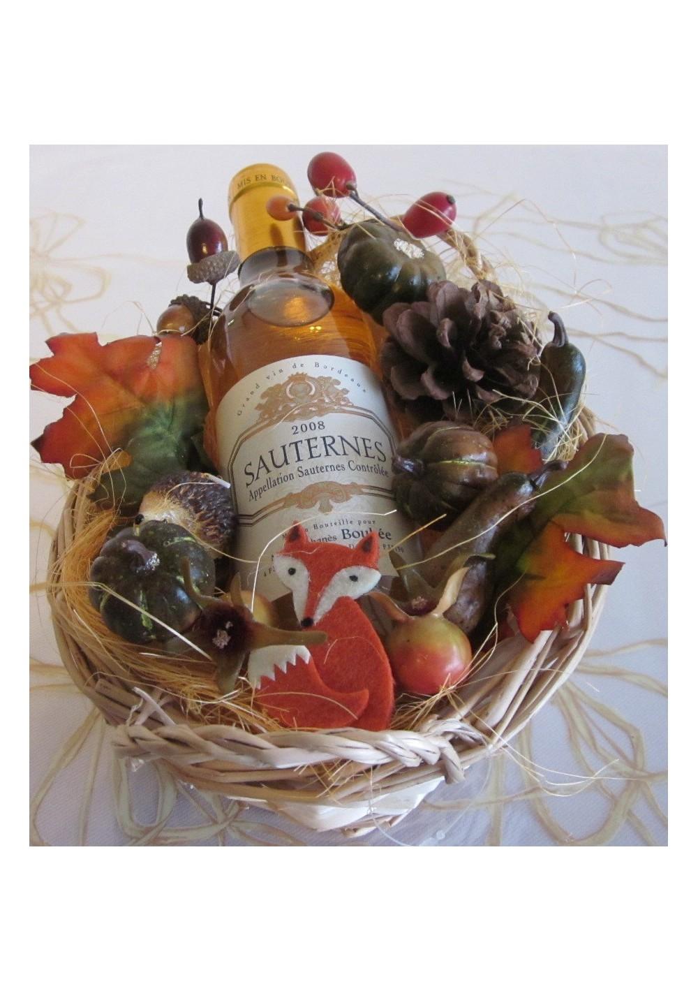 Birthday Gift Basket Idea